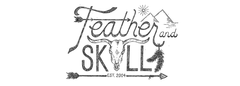 Feather and Skull