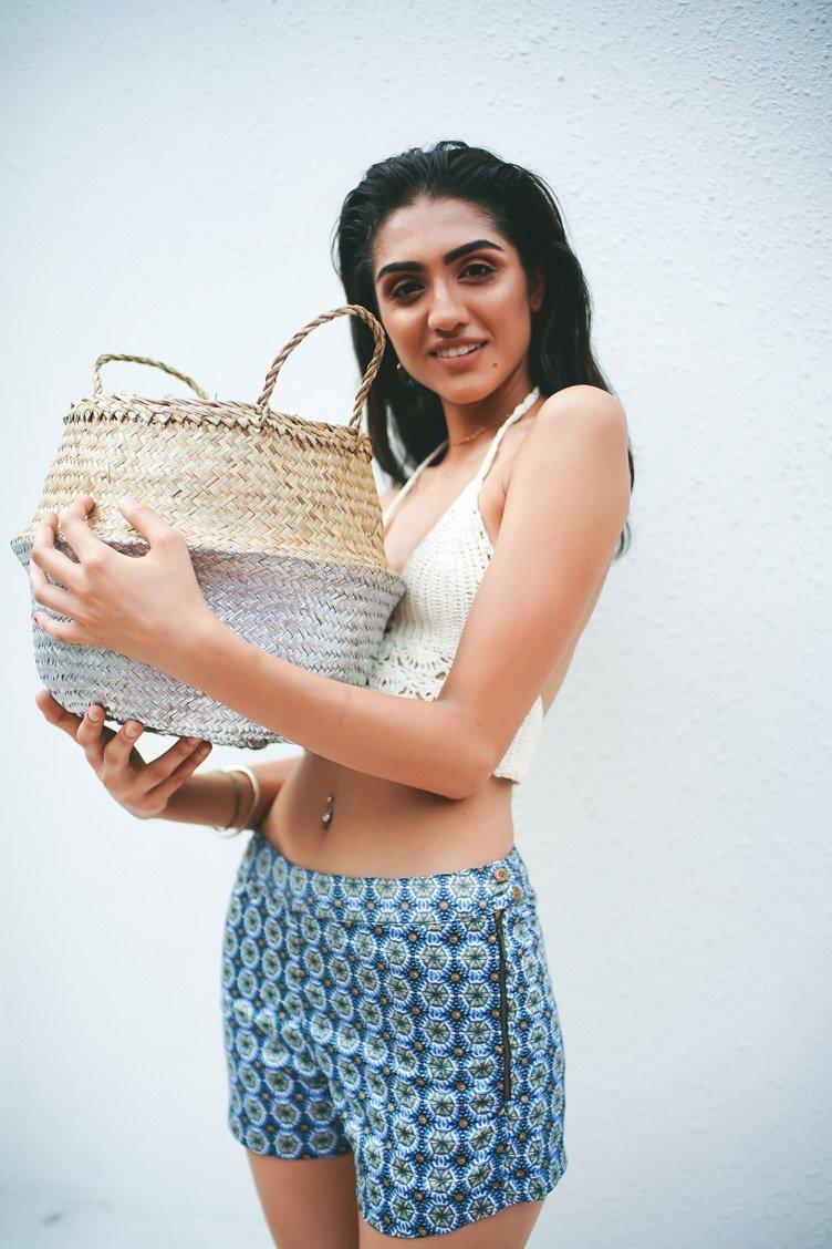 shop_women_silk_shorts_boho_clothing_aanya_3_of_3