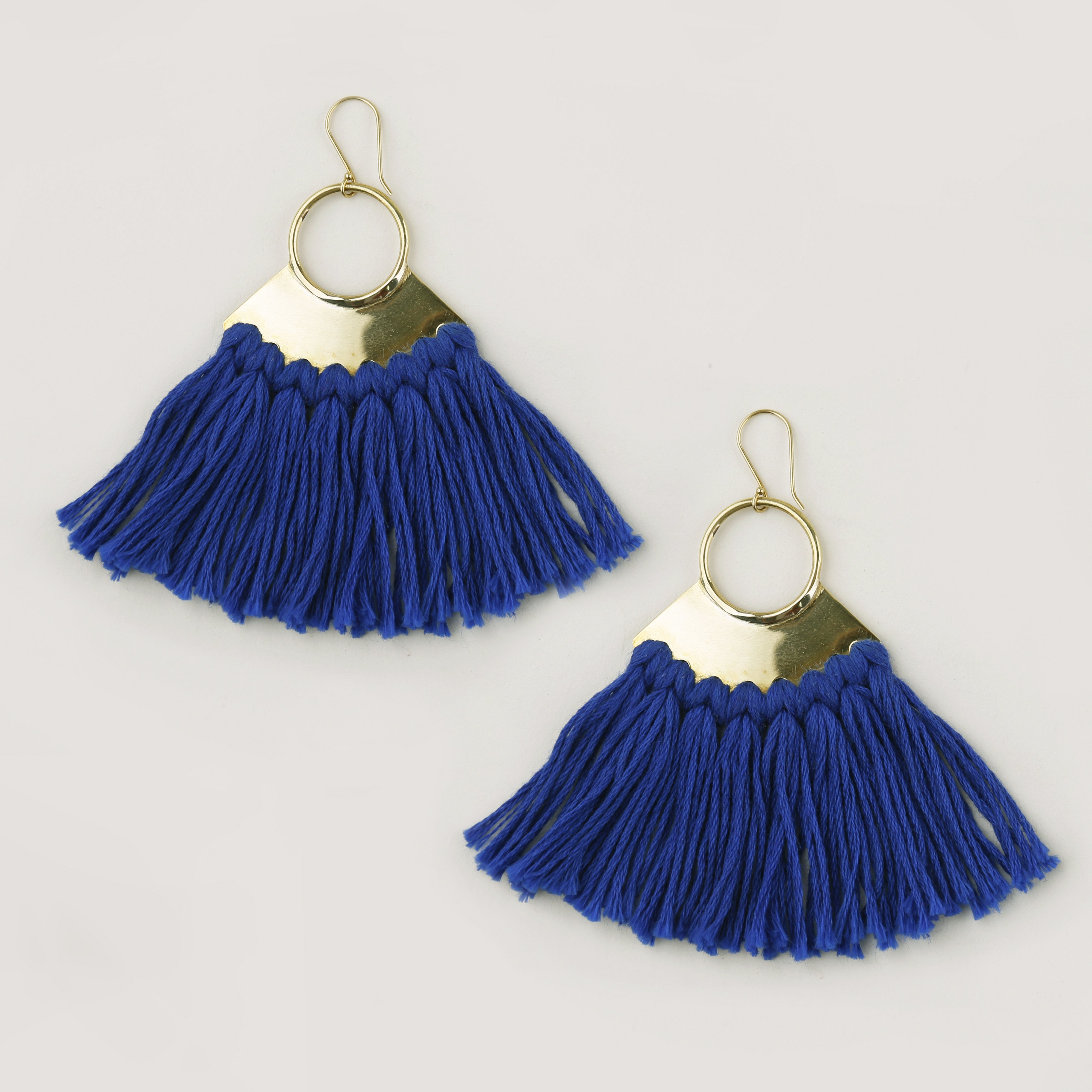 new arrivals zoe tassel tassle shop brenna rachel earrings
