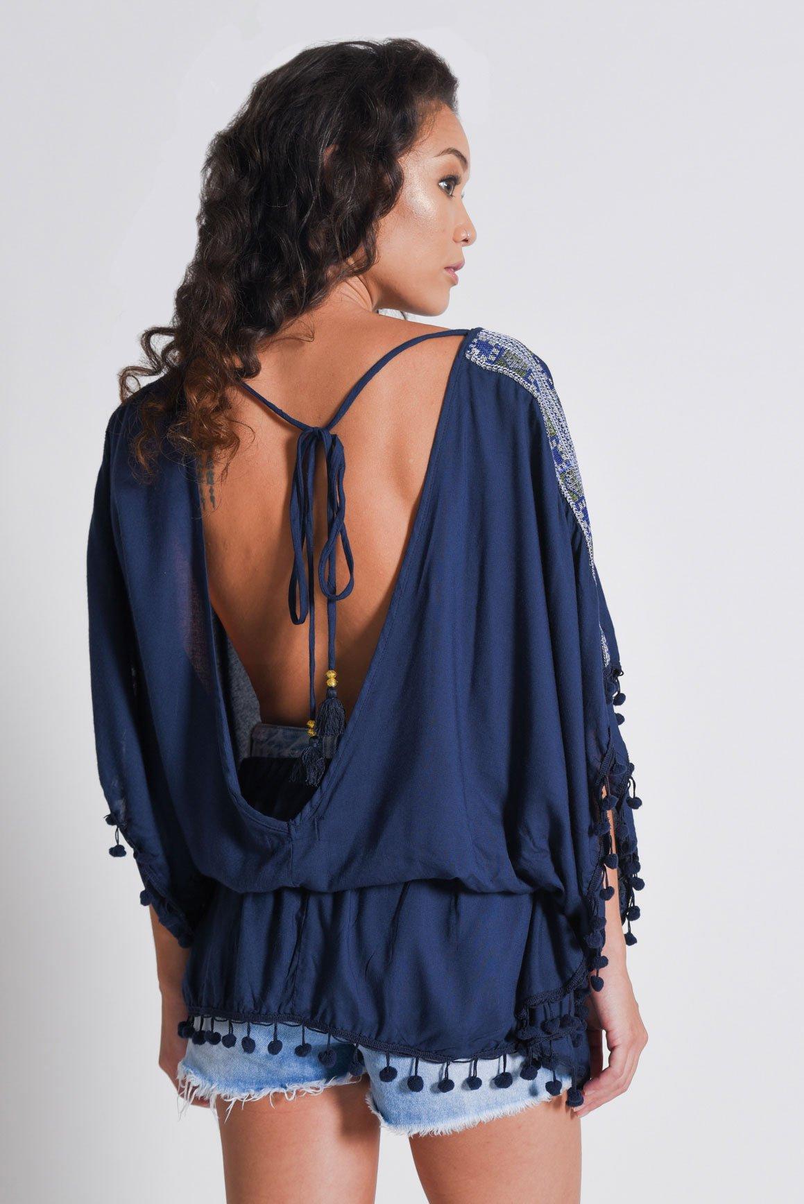 Aanya_Bohemian_Women_s_Blue_Backless_Poncho_Indigo-_5-of-5
