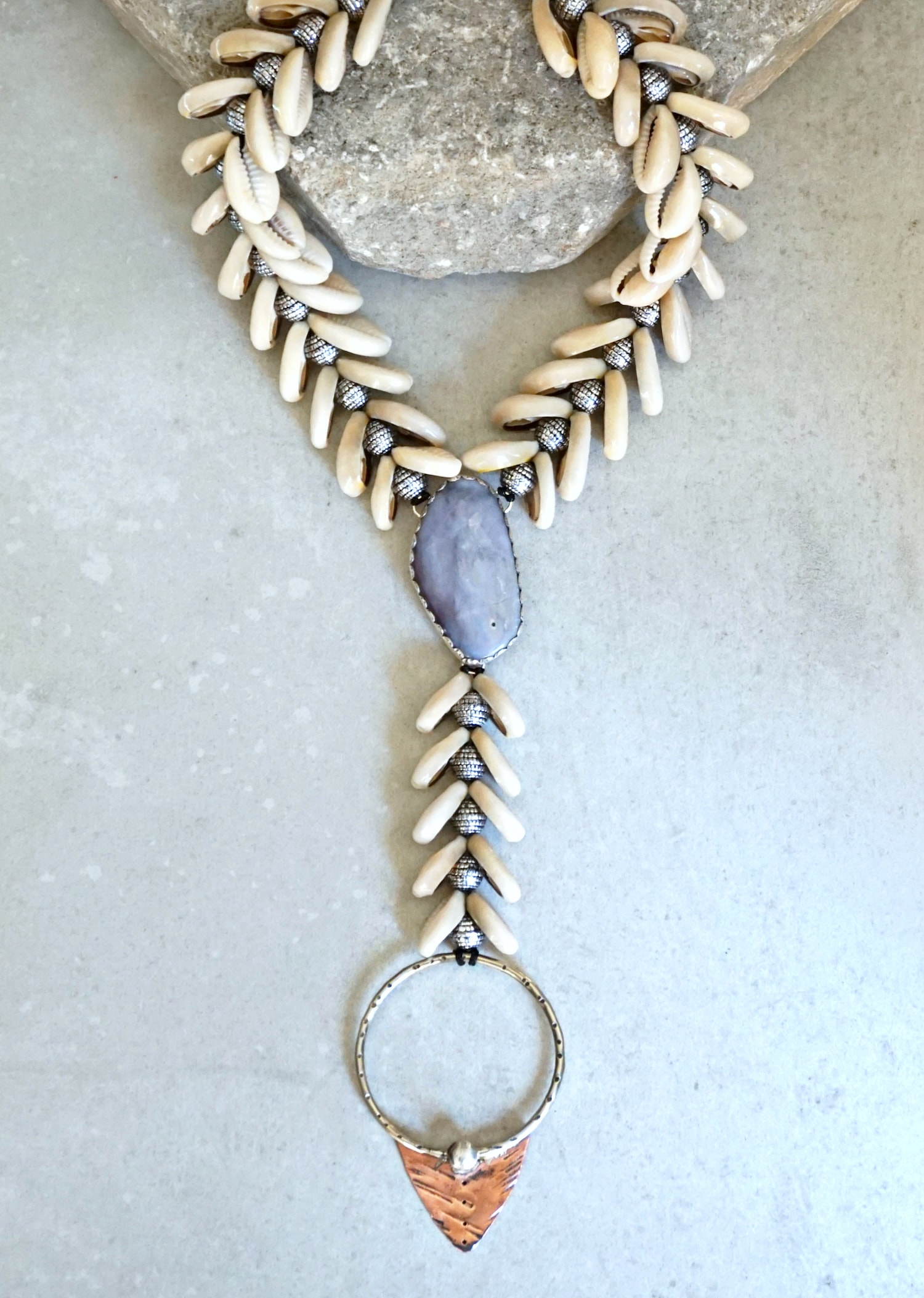 Siren necklace-min