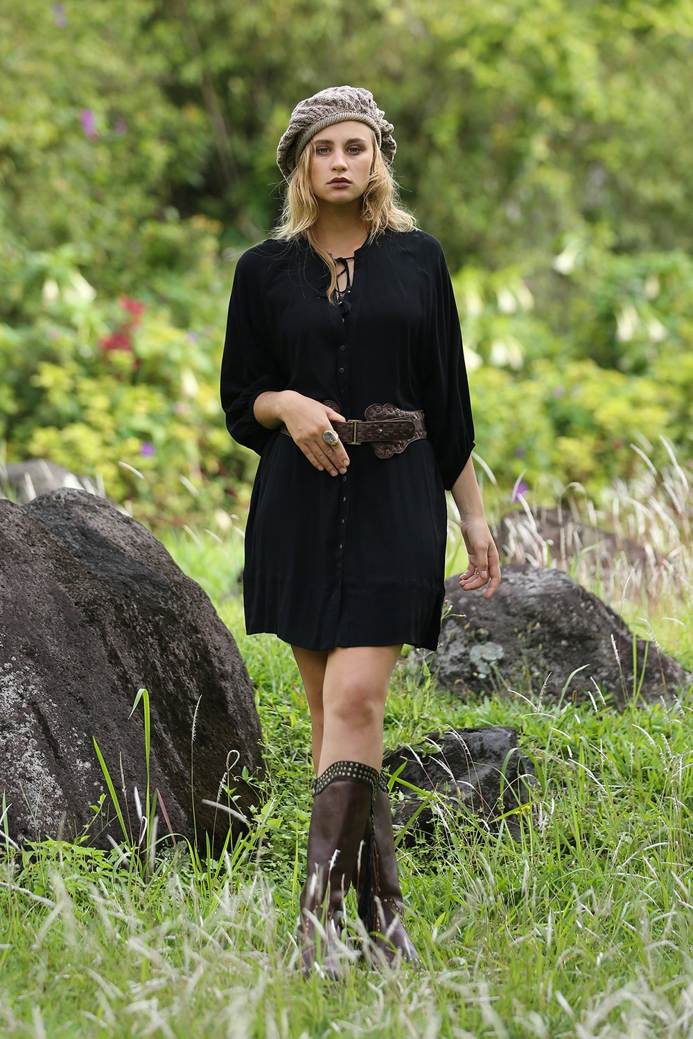 GAZELLE_SHIRT_DRESS_PLAIN_-_MOONLESS_BLACK_2_1000x