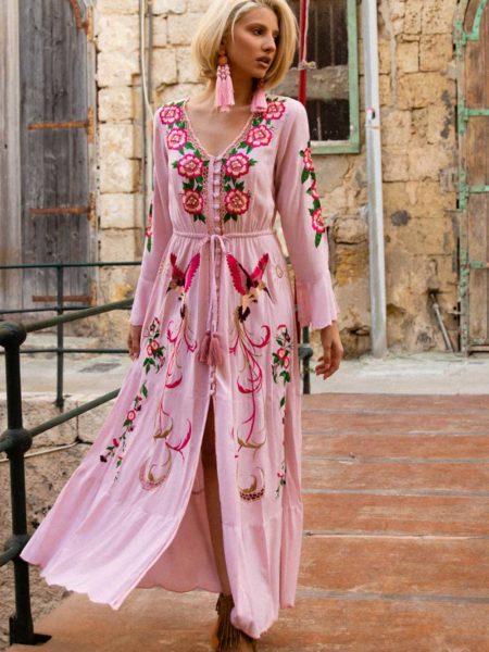 CHIARA KIMONO DRESS