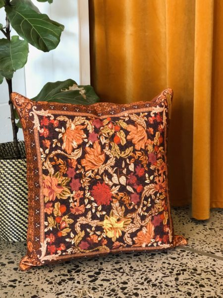 PRE-SALE – Spice Forest Cushion Cover