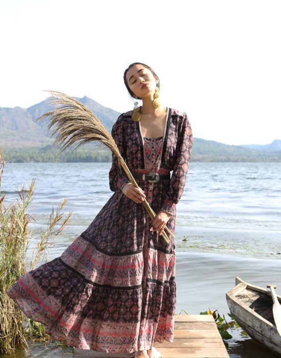 Shanaya Gown – Moonless Night