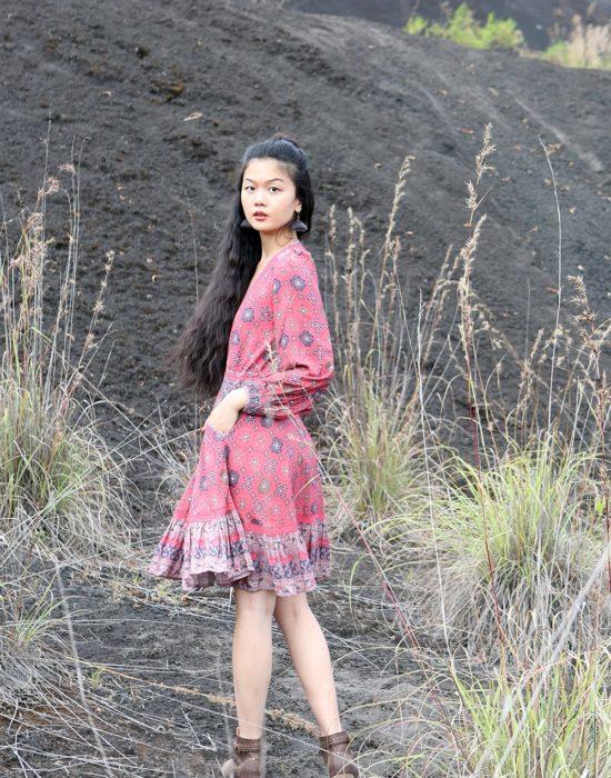 Shanaya Playdress – Scarlet