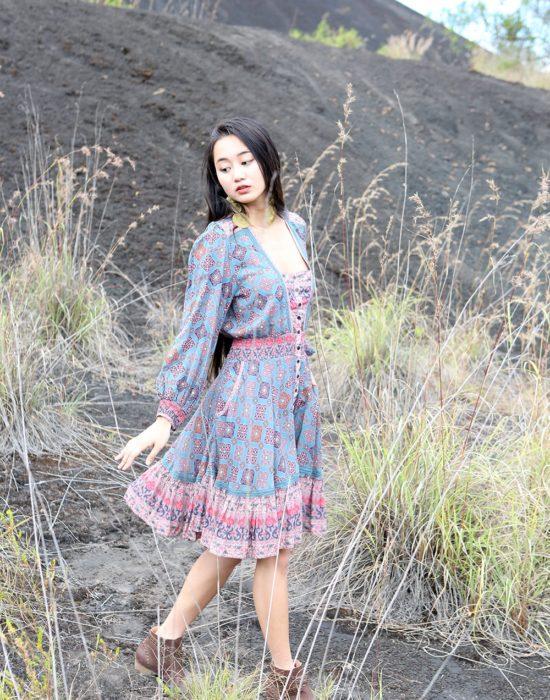 Shanaya Playdress – Teal