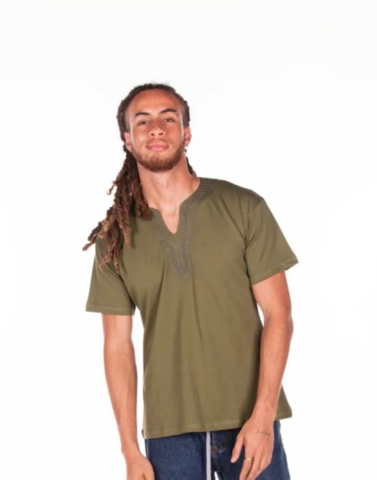 BINOAR – Shirt Khaki Men