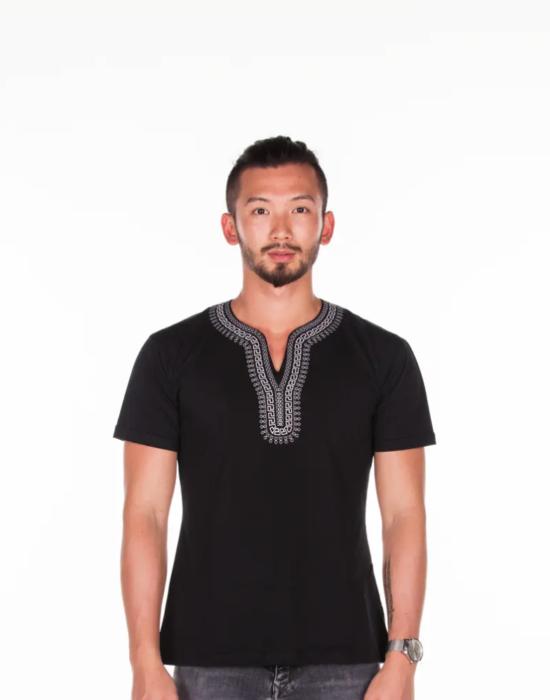 BINOAR – Shirt Black Men