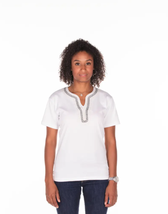 BINOAR – Shirt White Women