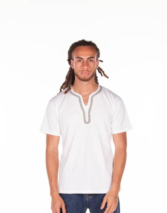 BINOAR – Shirt White Men
