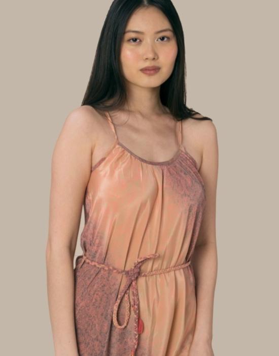 Sonia Racerback Dress | Pink