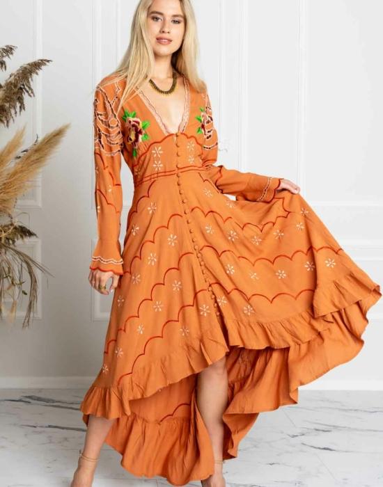 SORRENTO HIGH LOW DRESS