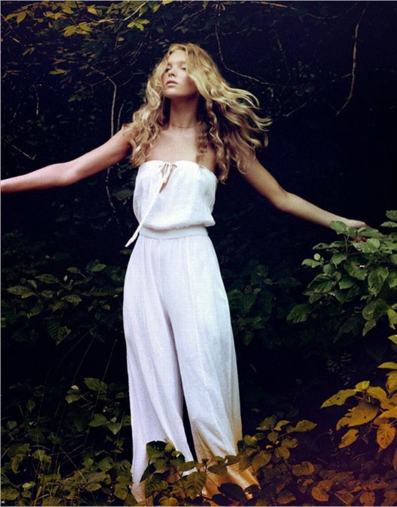 Flashbackfriday - model Elsa Hosk