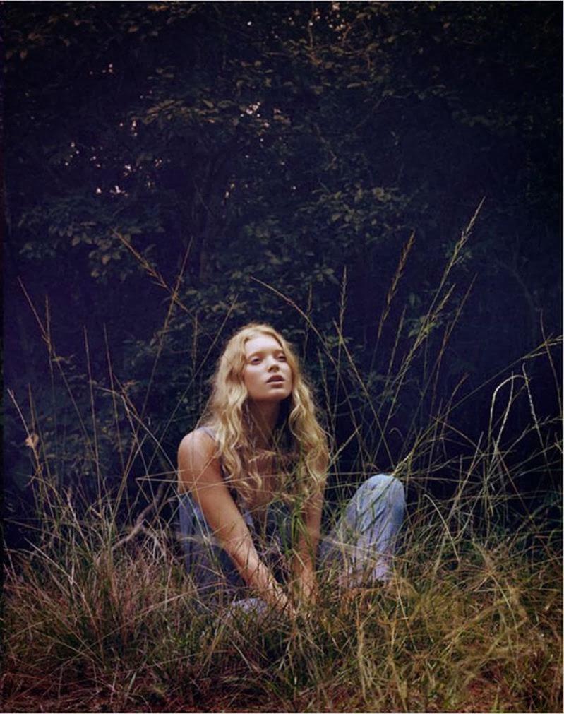 model Elsa Hosk