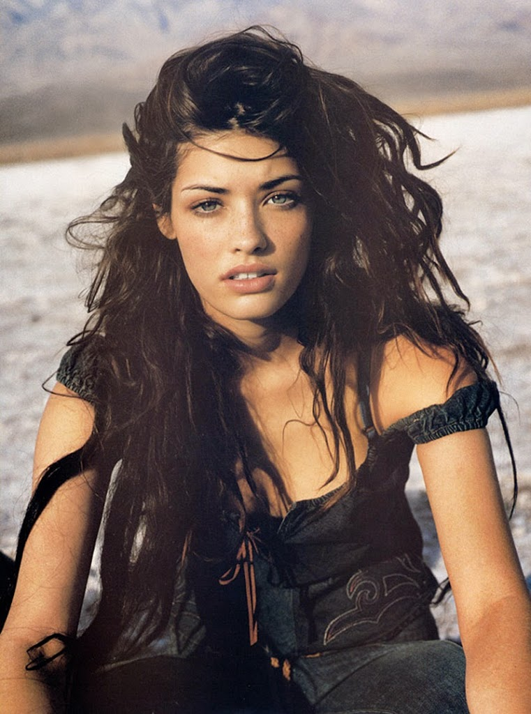 model Megan Ewing