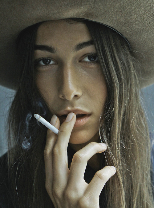Helena Vestergaard - western style