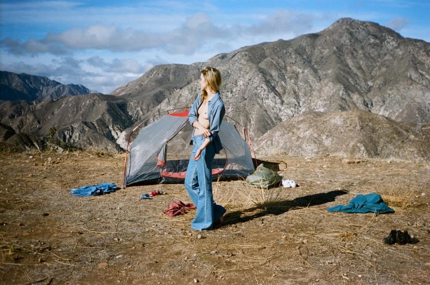 Lexi Stellwood shot by photographer Magdalena Wosinska