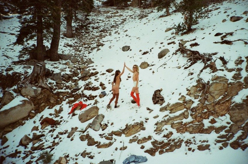shoot in the mountains by photographer Magdalena Wosinska