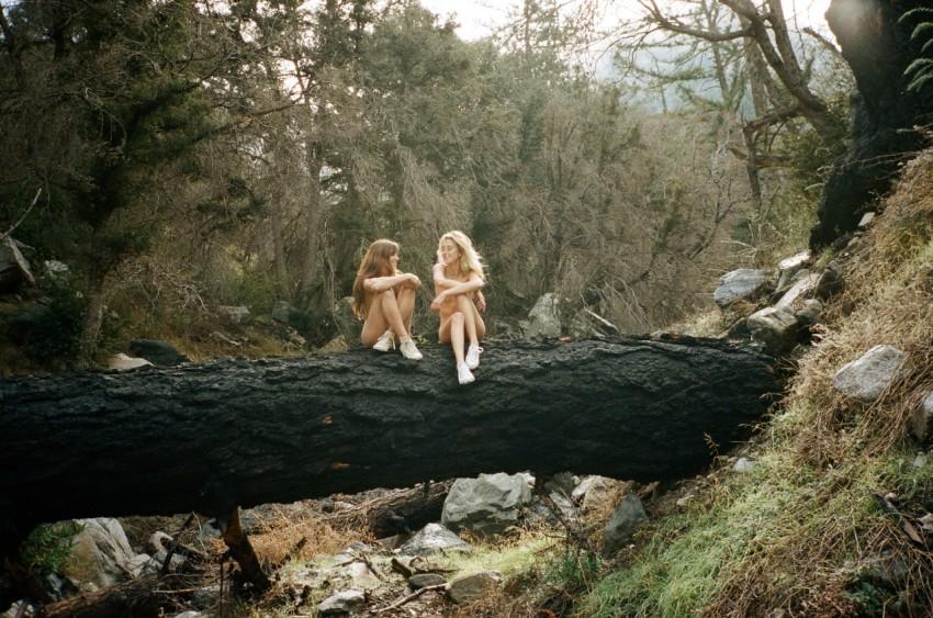 """Magdalena Wosinska - shooting """"The Magda Experience"""""""