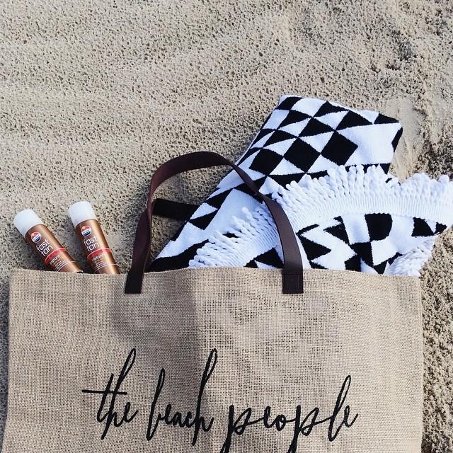 australian label - The Beach People