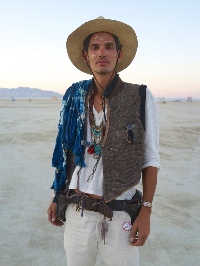 Festival Burning Man 2014