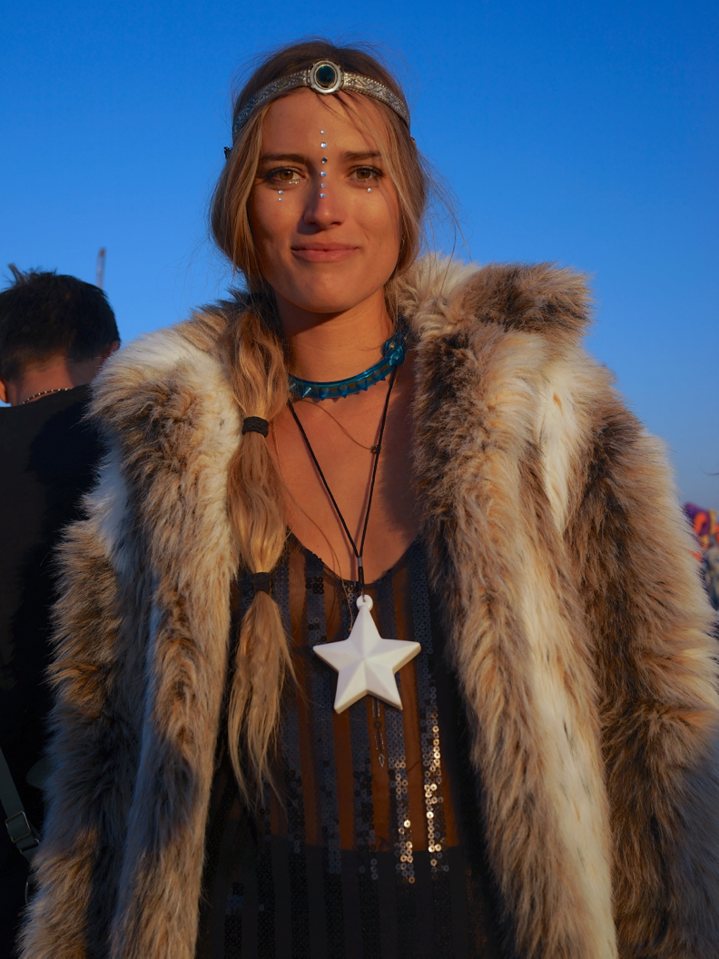Burning Man 2014 - nice Outfit
