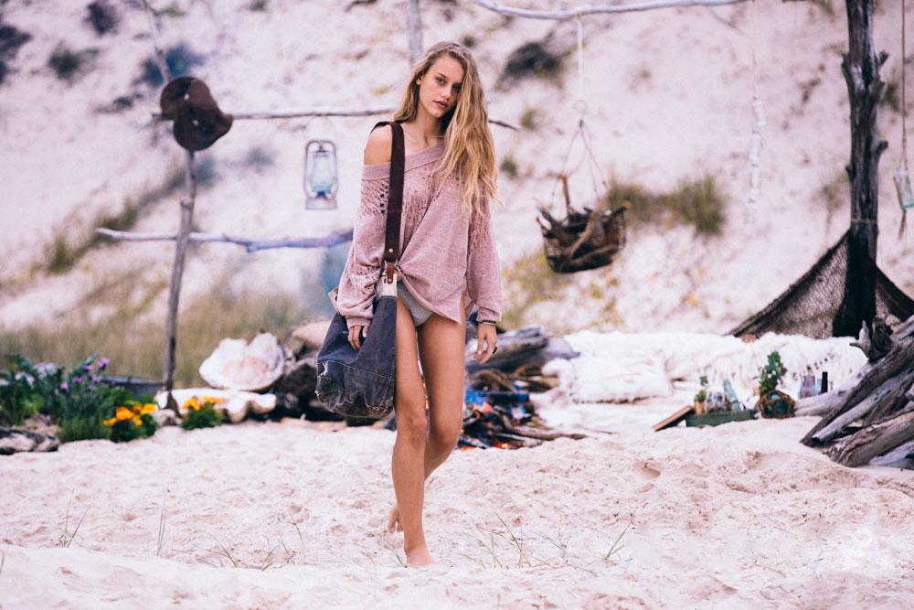 bohemian model - Chase Carter