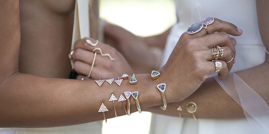 rings and armlets shot by Kayla Varley