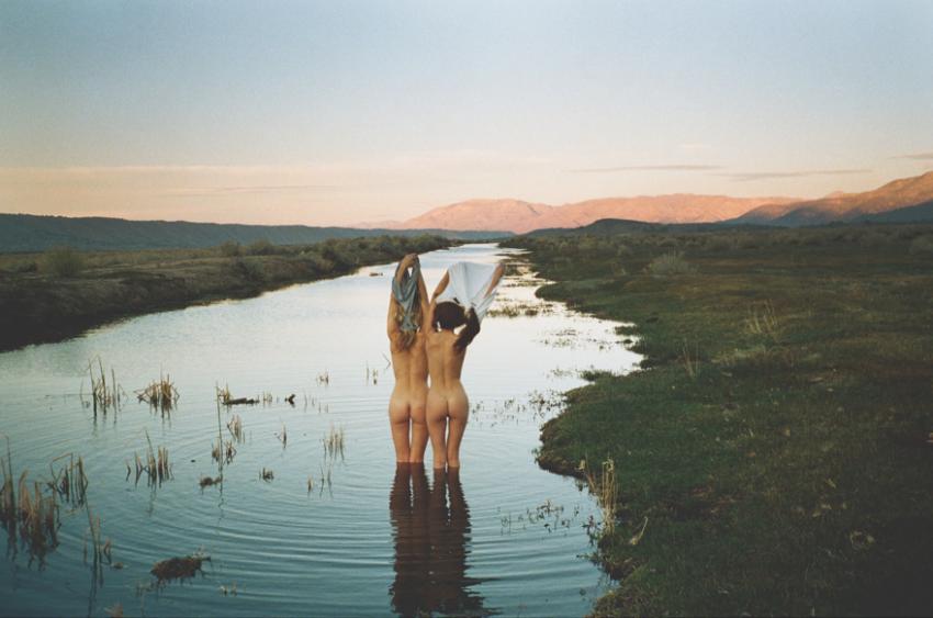 Magdalena Wosinska - the photographer