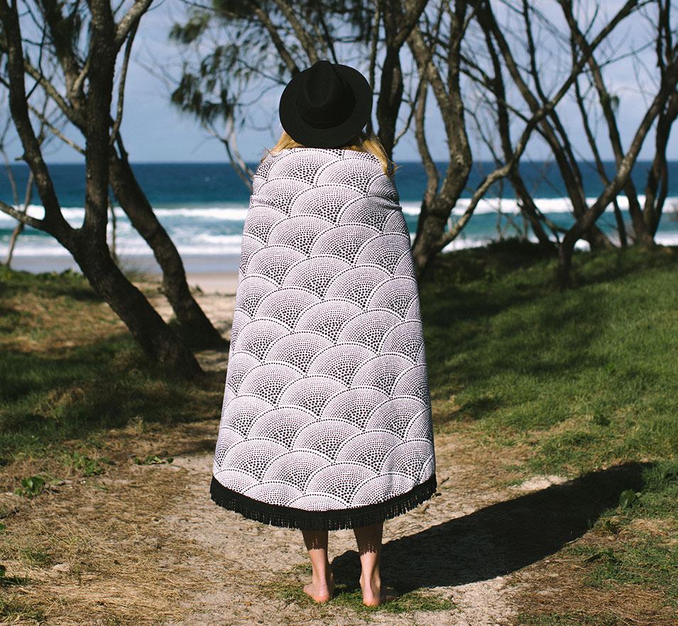 The Beach People is an australian label