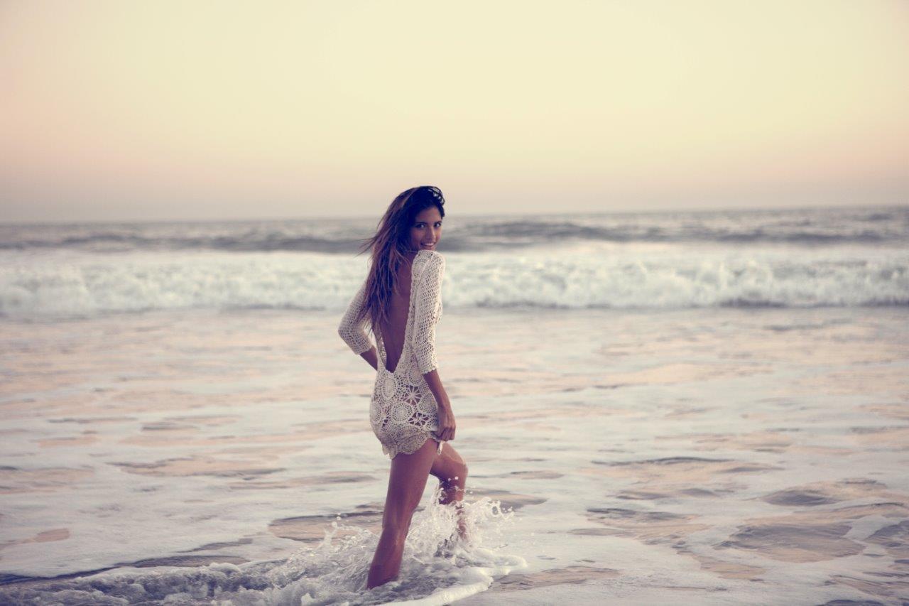 model Rachel Barnes - photography Dove Shore