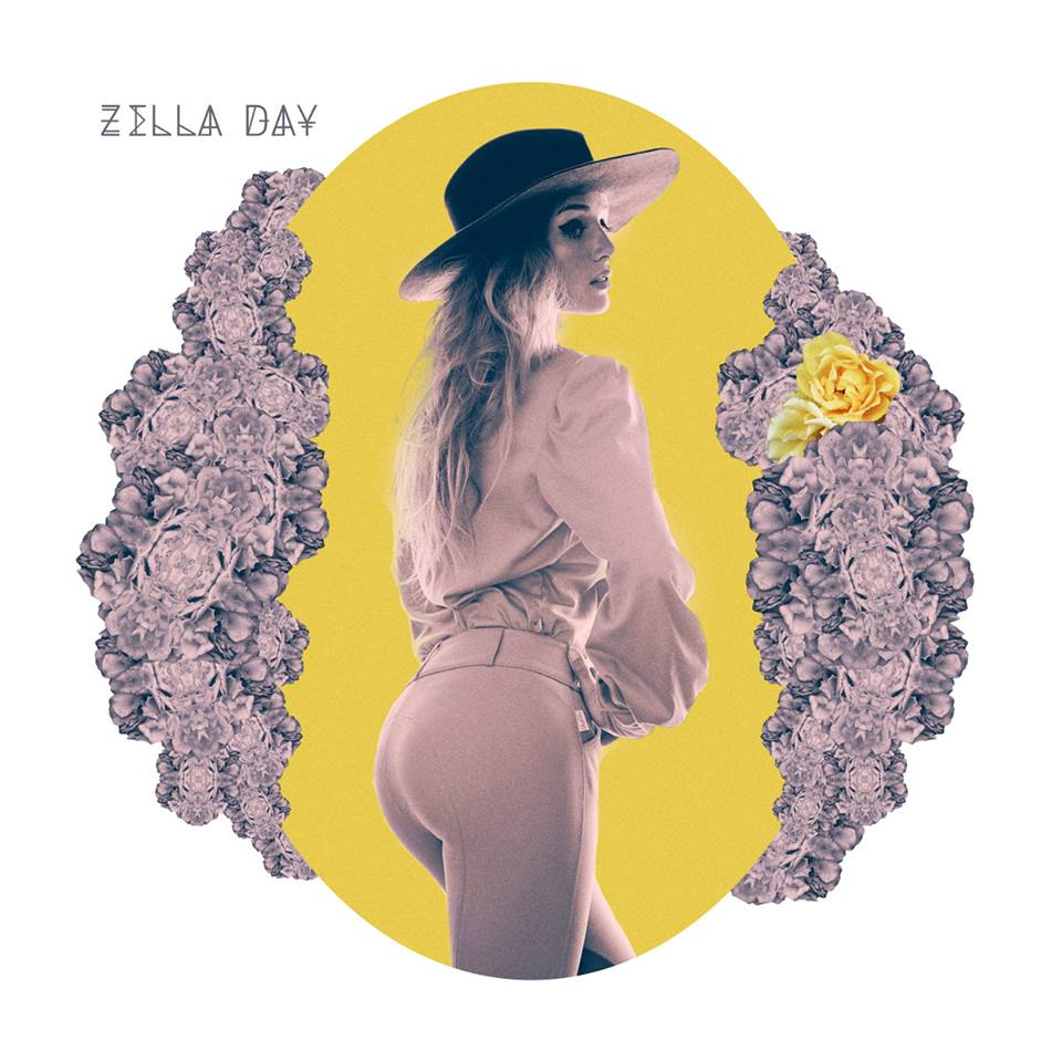 Zella Day cd cover