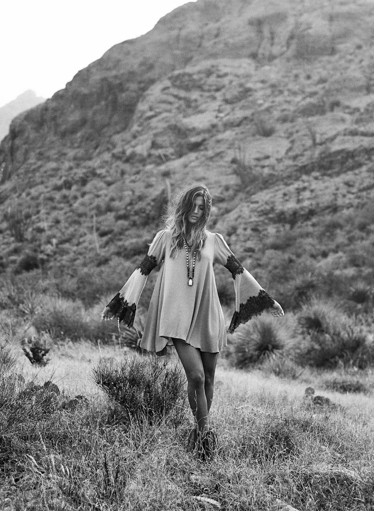 Rachel Barnes photographed by Ben Christensen