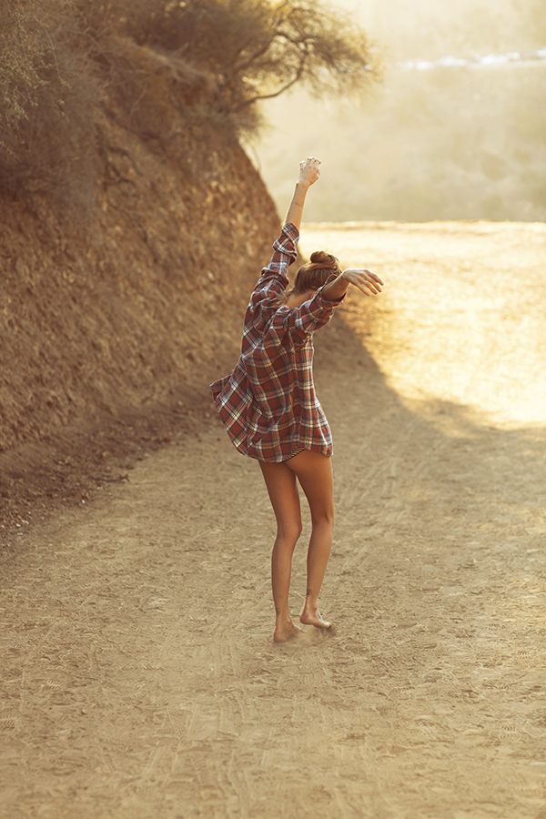 """""""Autumn Coastline"""" shooting with model Abby Brothers"""