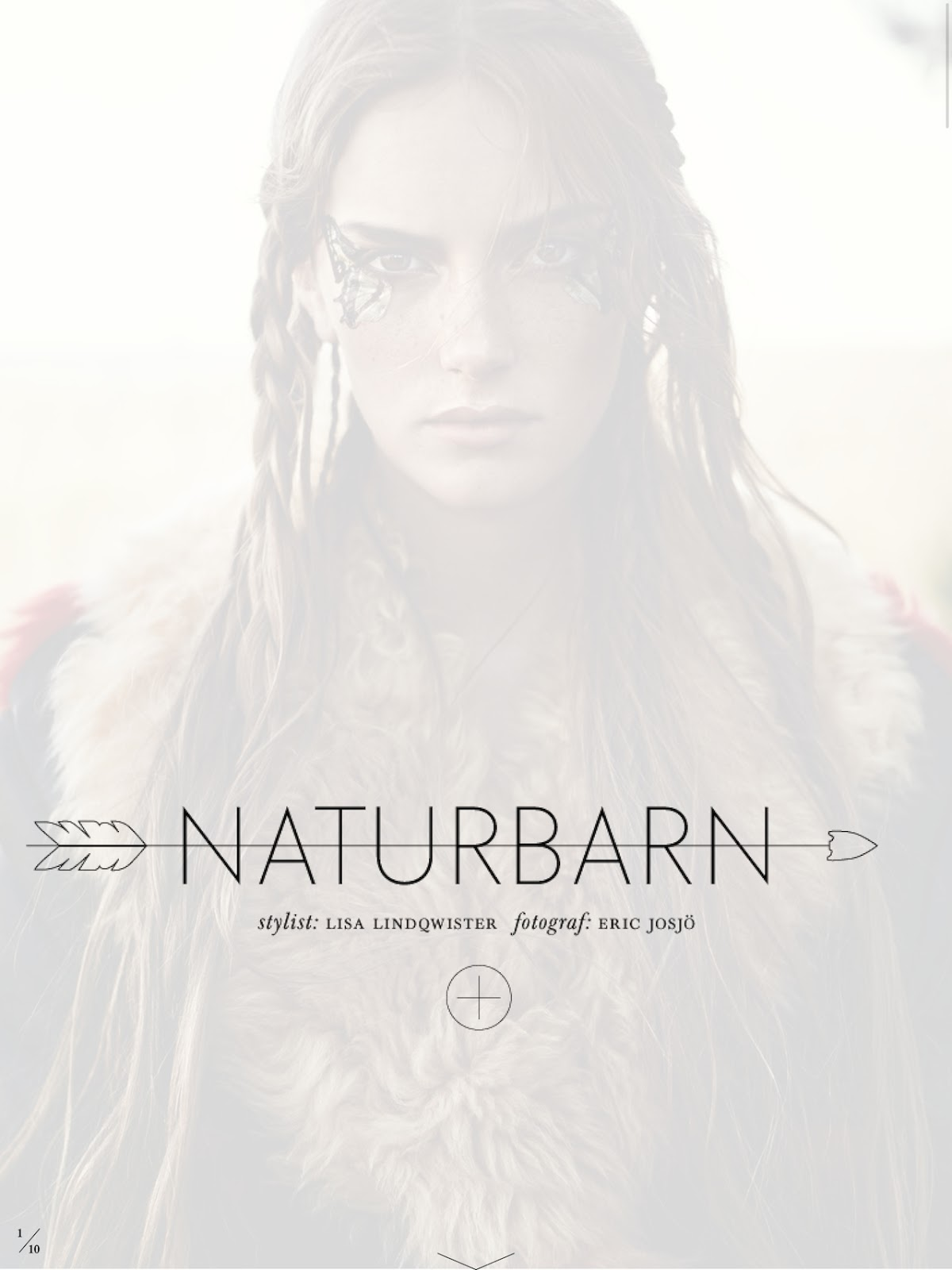 shooting for NATURBARN