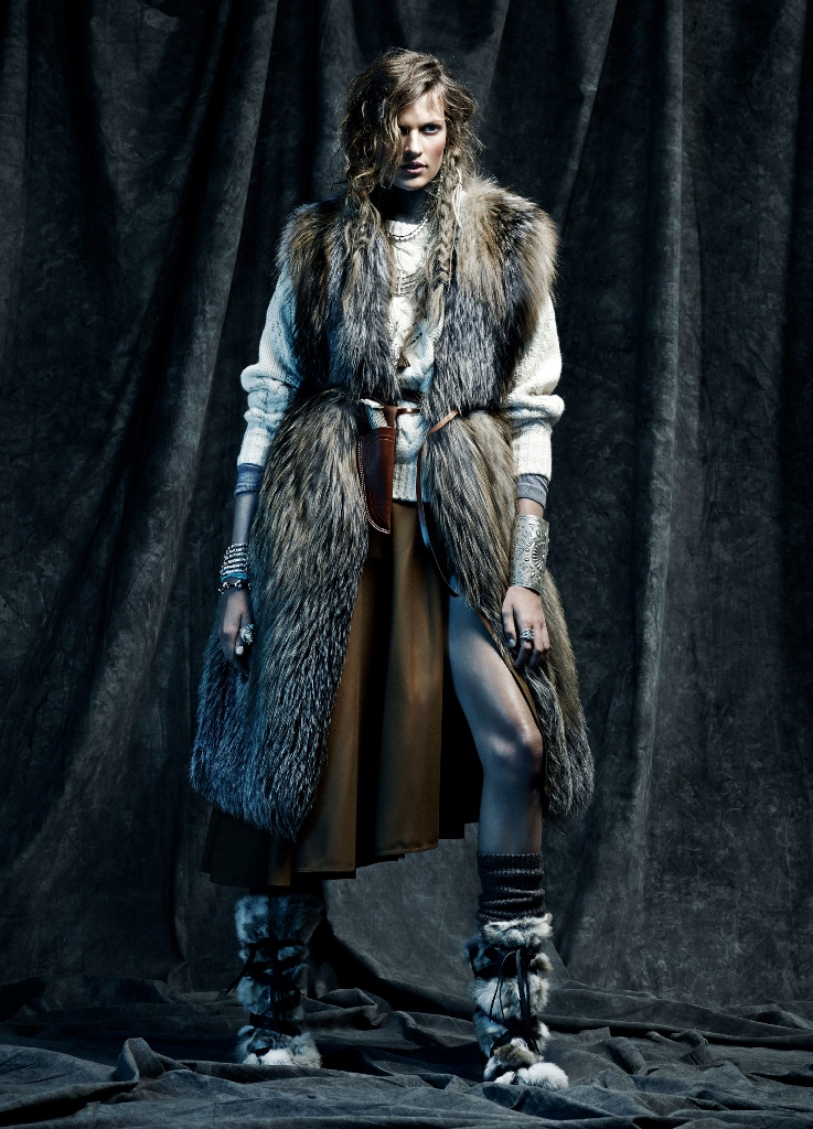 winter is coming - styled by Sara Fernandez