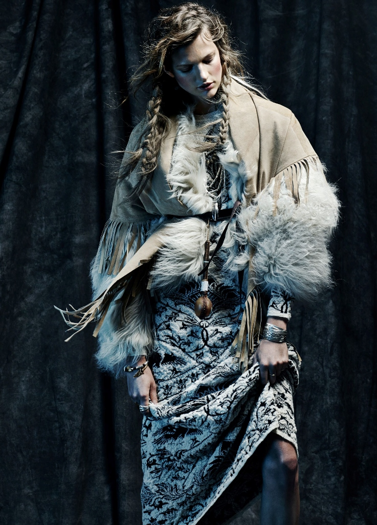 winter is coming - make up by Marie Dunhart