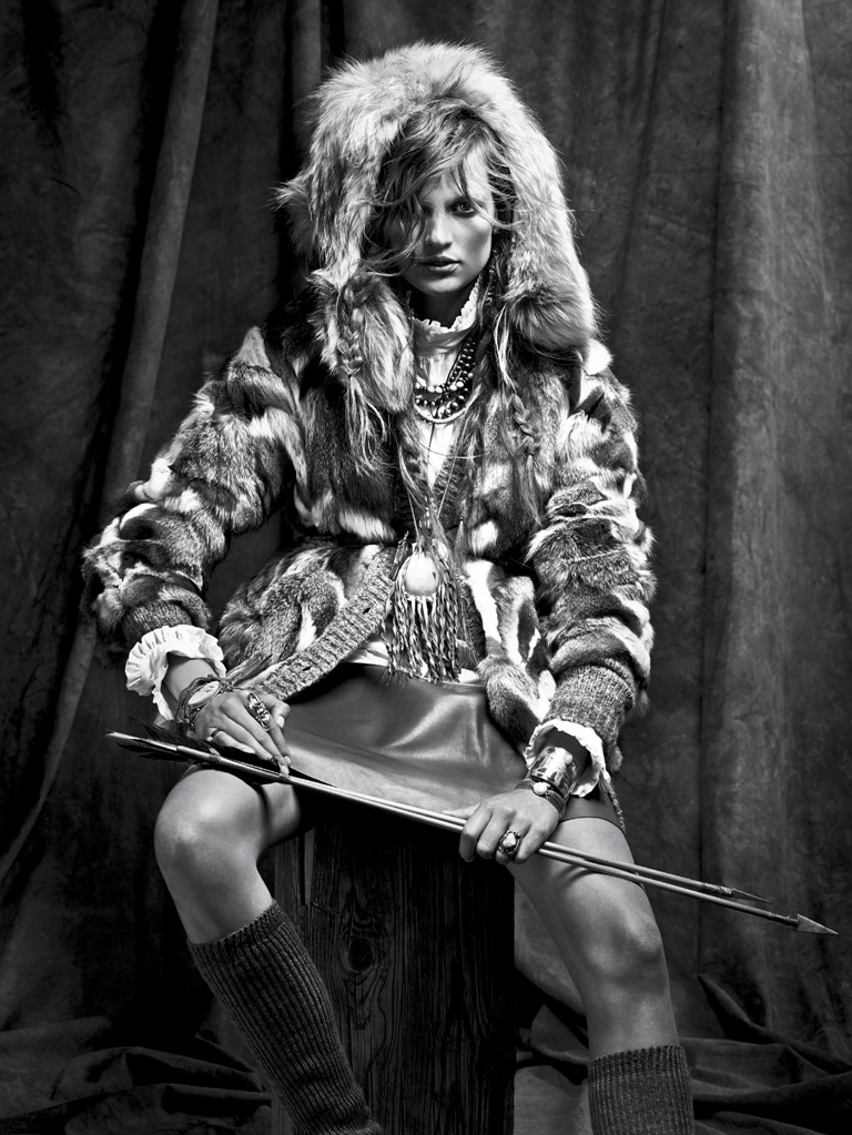 winter is coming - Vogue Spain