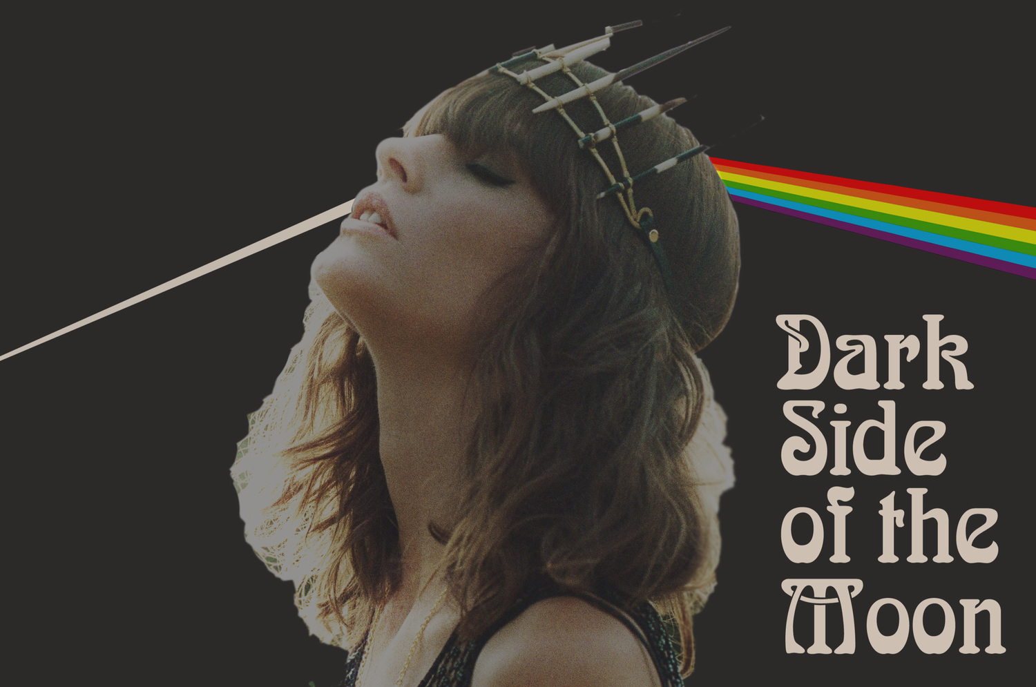 Dark Side of the Moon lookbook cover