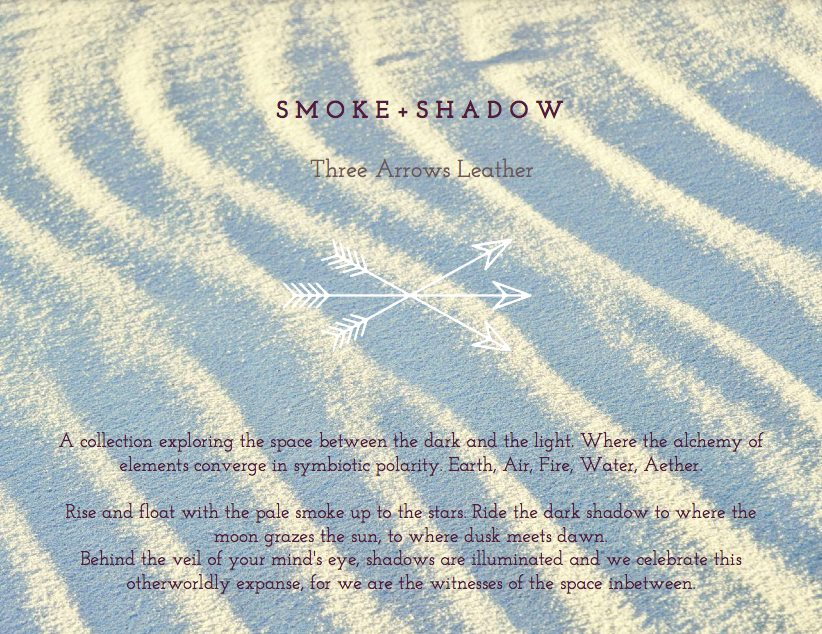 Smoke + Shadow - dark and light
