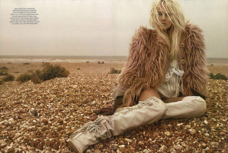 Love Me Tender - model Lisanne de Jong