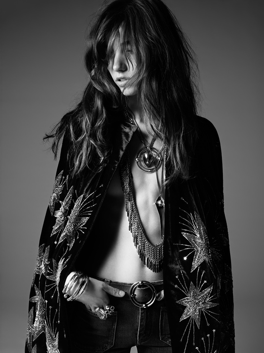 """Psych Rock"" - photography Hedi Slimane"