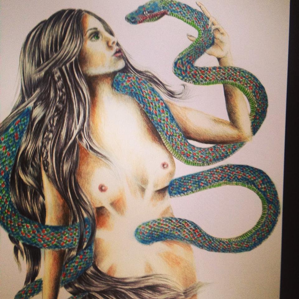 Stephanie De Dood art