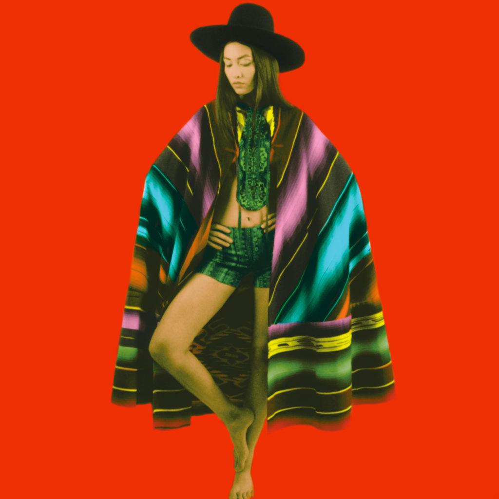 Neil Krug shot model Jessica Mau