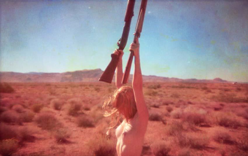 Mark Maggiori - desert shot