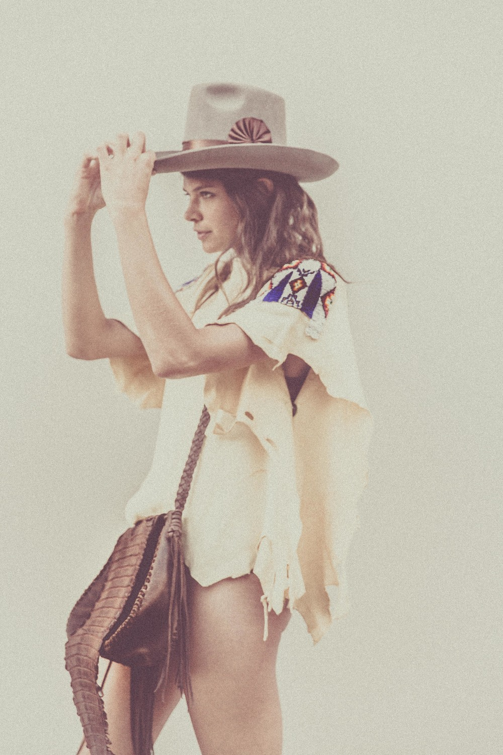 Rocio G. lookbook by Blue Caleel