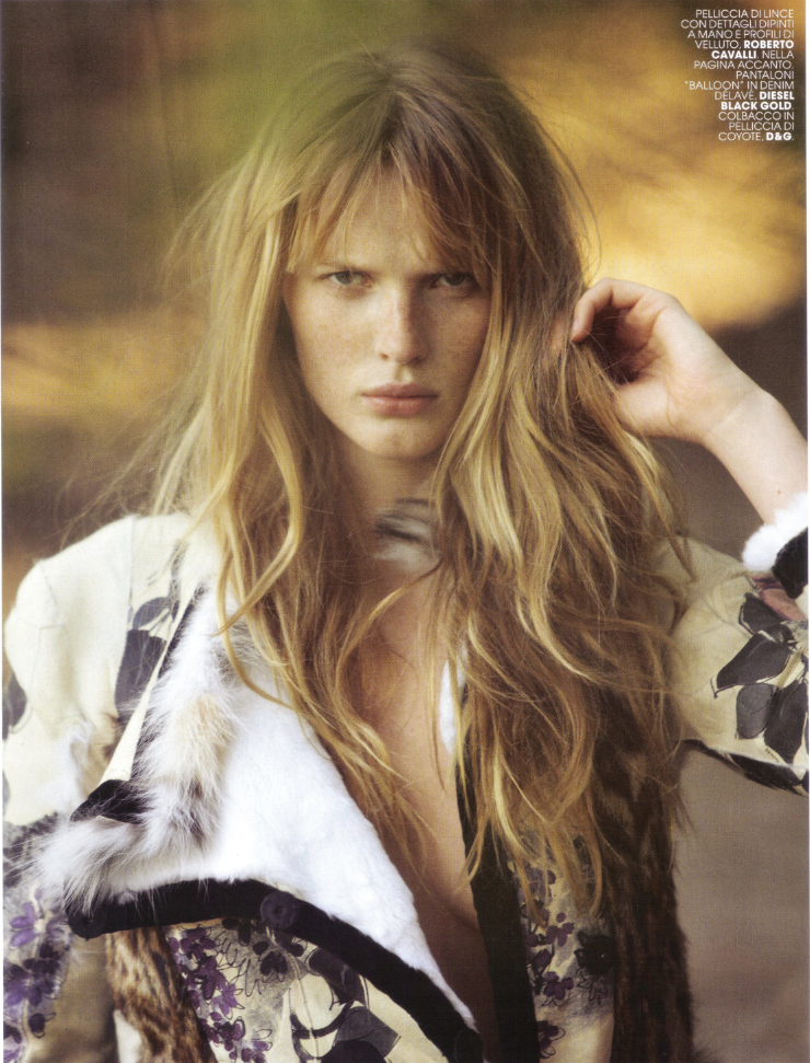 Marie Claire - photography David Bellemere