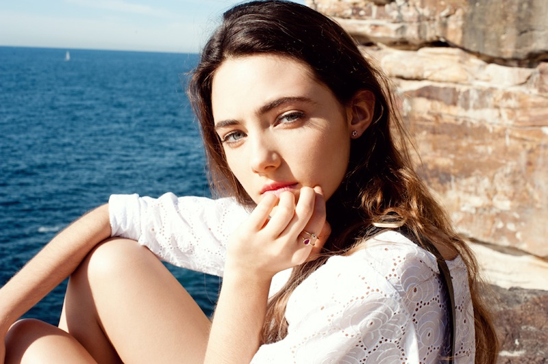 close up - Amelia Zadro