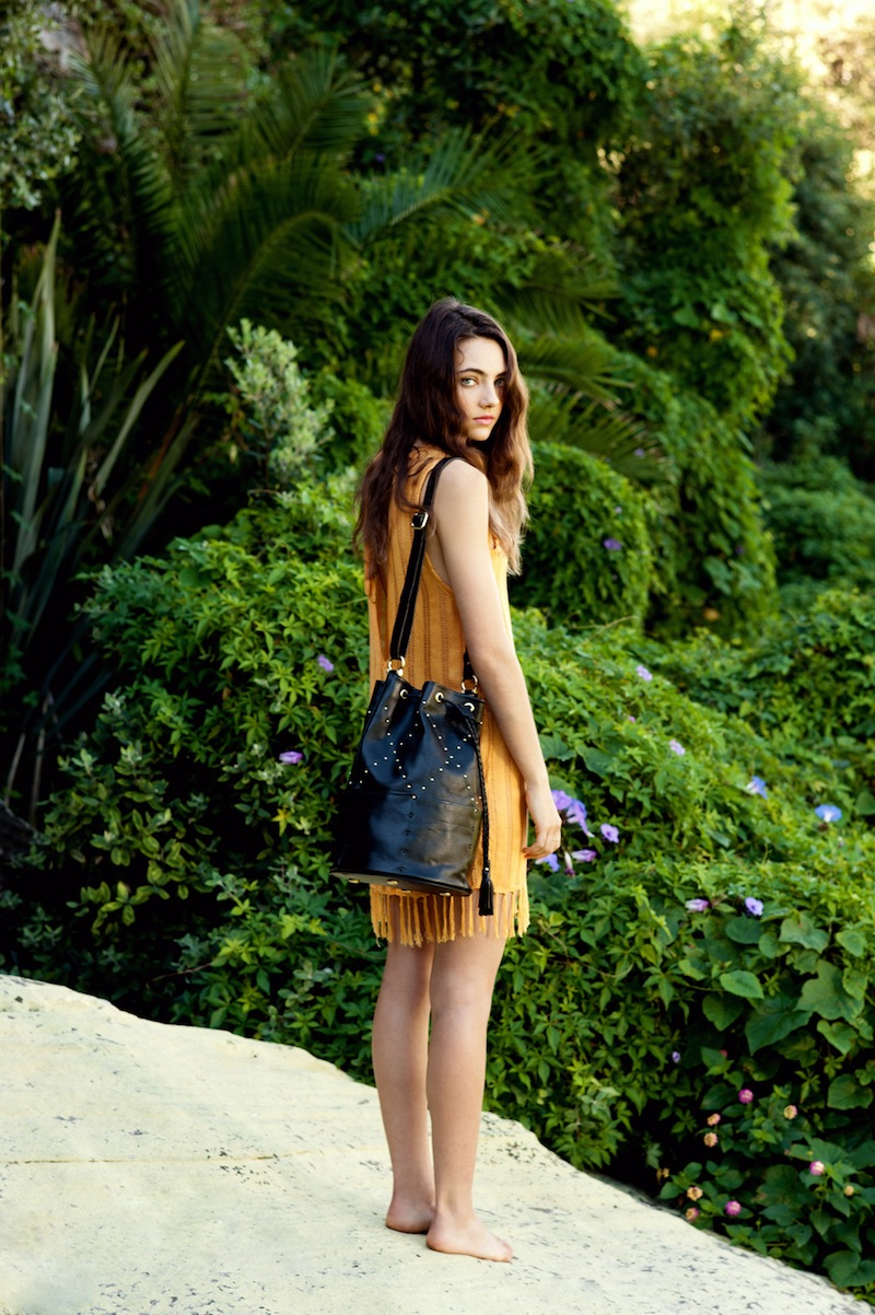 model Amelia Zadro